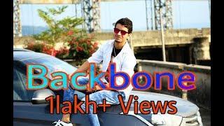Hardy Sandhu Fan - BACKBONE (full HD) Cover By Sachin Mehra | Latest Romantic Song 2017