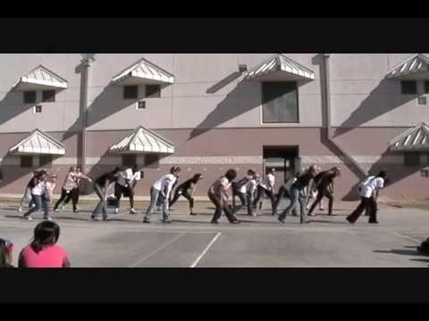 GANGNAM STYLE Flash Mob (Adams Elementary School)