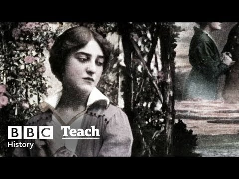 One woman's loss in WW1 | History  - I Was There: The Great War Interviews