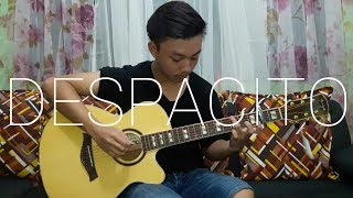 Video Despacito - Luis Fonsi ft. Daddy Yankee (Fingerstyle Guitar Cover) download MP3, 3GP, MP4, WEBM, AVI, FLV Agustus 2018