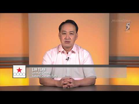 Singapore Votes 2015  Party Political Broadcast 1 -  03Sep2015