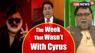 Cyrus Broacha's Hilarious Take on Rajinikanth's 'Kaala'   The Week That Wasn't   CNN News18