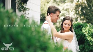 Hannah and Stephen // Wedding Video