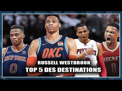 top-5-des-destinations-pour-russell-westbrook-!