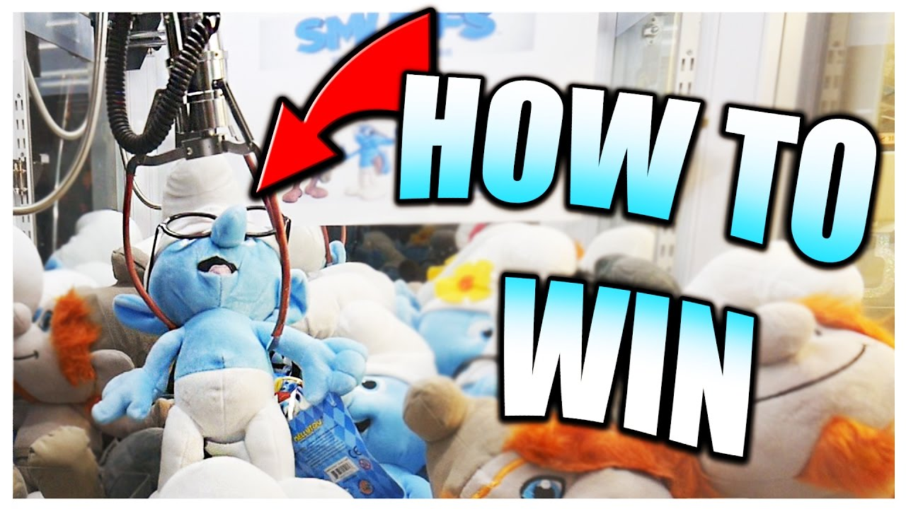 how to win claw machine