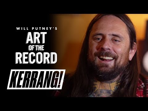 Thy Art Is Murder: Recording Human Target With Will Putney