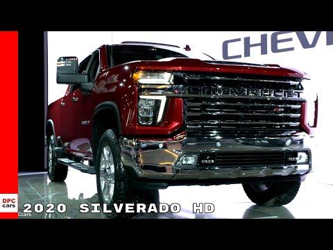 2020 Chevrolet Silverado Heavy Duty HD