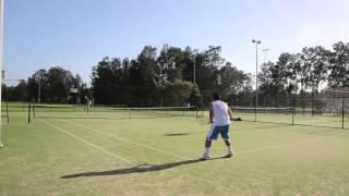 Tennis Game 24-Jan-2015