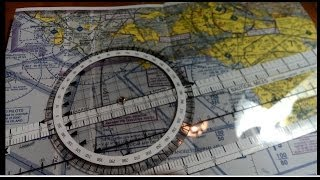 vfr flight planning see example routes in 3d using flightaware and google earth