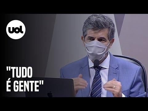 """CPI da Covid: Teich diz que economia e saúde não são """"coisas distintas"""""""