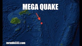 8.2 Mega Quake ROCKS S Pacific - Ranks near the top 20th strongest ever recorded!