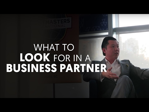 What To Look For In A Business Partner | Ask Dan Lok