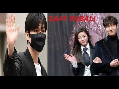 Inilah 5 Fakta Lee Min Ho Saat KeBali