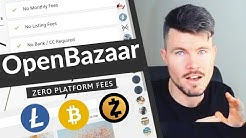 OpenBazaar Review - Decentralized Marketplace with Zero Fees - Let's see how it works