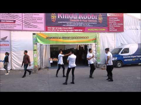 A-Prince (에이프린스) - Hello Dance Cover by CoPrince @Festival Tugu Ramadhan100715