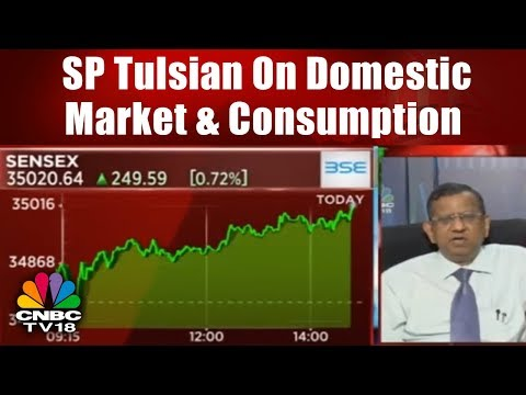 SP Tulsian On Domestic Market and Consumption | BUDGET 2018-19 | CNBC TV18