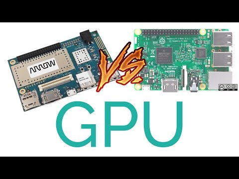 Raspberry Pi 3 vs DragonBoard 410c GPU Graphics Benchmark GLMark2 Mesa 13