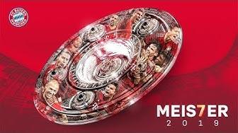 We are Champions! |Mia san #MEIS7ER!