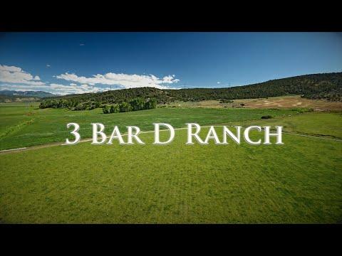 3 Bar D Ranch • Montrose, Colorado