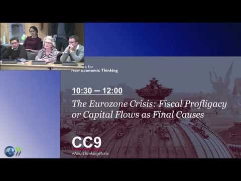 The Eurozone Crisis: Fiscal Profligacy Or Capital Flows As Final Causes