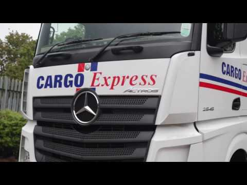 FORS 4,000 accredited member - Cargo Express