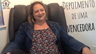 Depoimento de uma vencedora - CENIN - Unidade Santos