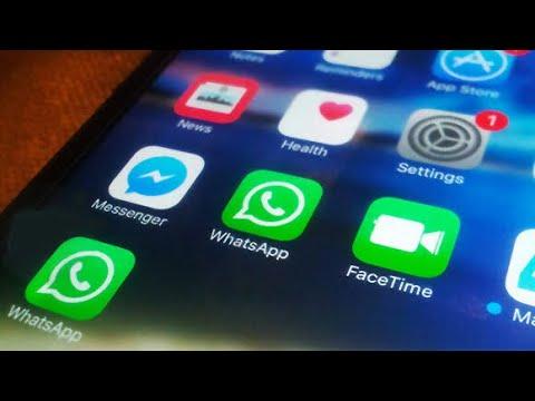 Как скачать два одинаковых приложения на IPhone/iPad