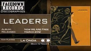 Leaders - Now We Are Free - La Onda