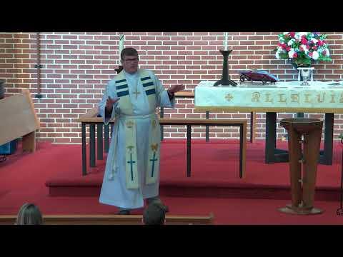 Pisgah Sunday Sermon - The Holy Trinity
