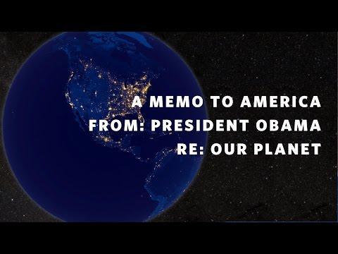 President Obama on America's Clean Power Plan