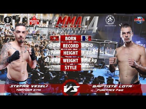 SMMAC 4: Stefan Veseli vs. Baptiste Lota