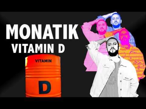 Витамин Д MONATIK