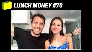 Lunch Money #70: Uber-postmates, Warren Buffett, Vaccine Deal, Brock Pierce, & Nyc Real Estate