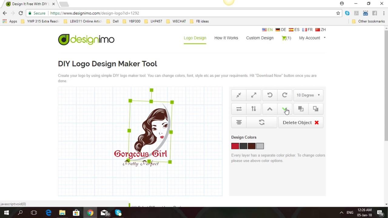 Logo Generator FREE Logo Maker Online - Quick & Easy!
