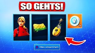 Get Fortnite Laguna Skin Starter Pack 6! | SO GEHTS! - Fortnite Battle Royale English