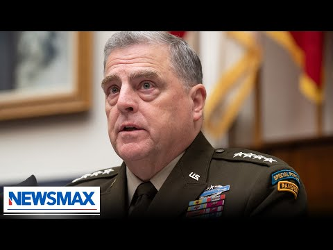 Retired General calls for Milley to step down | The Chris Salcedo Show