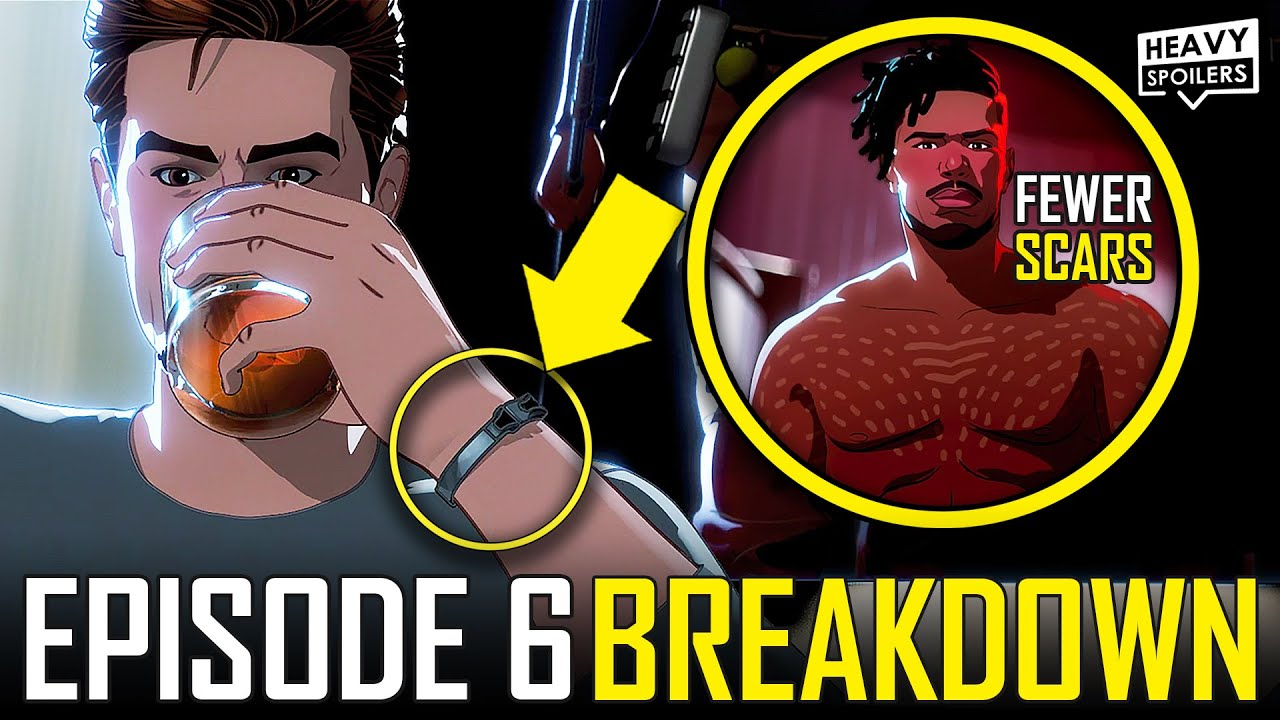 Marvel WHAT IF Episode 6 Breakdown & Ending Explained Spoiler Review | MCU Easter Eggs And Details