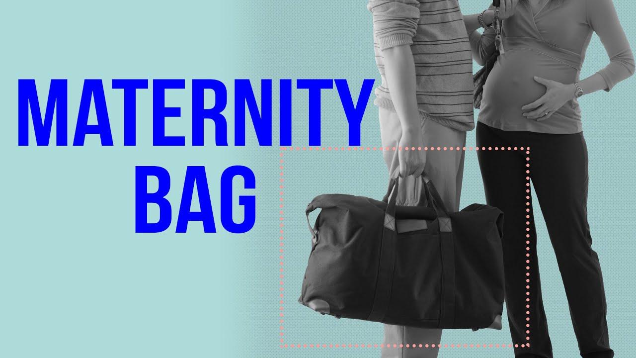 Maternity Bag में क्या-क्या रखना चाहिए? @Pregnancy Gyan