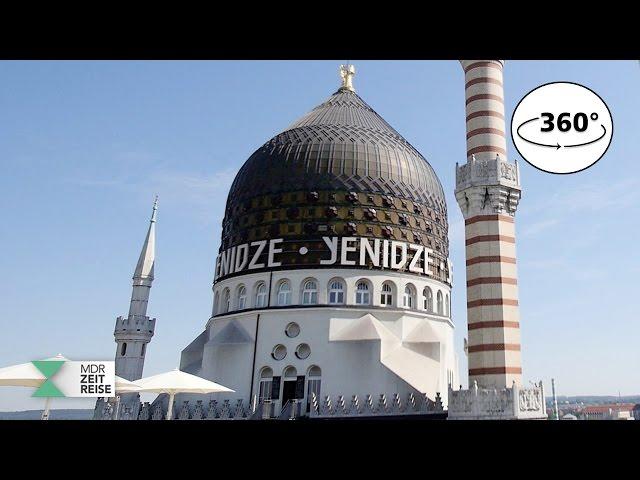 Yenidze Dresden | 360 VR Video | MDR ZEITREISE