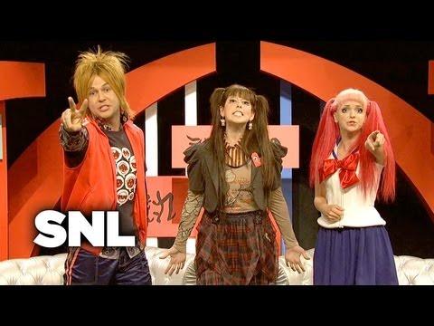 J-Pop Talk Show - Saturday Night Live