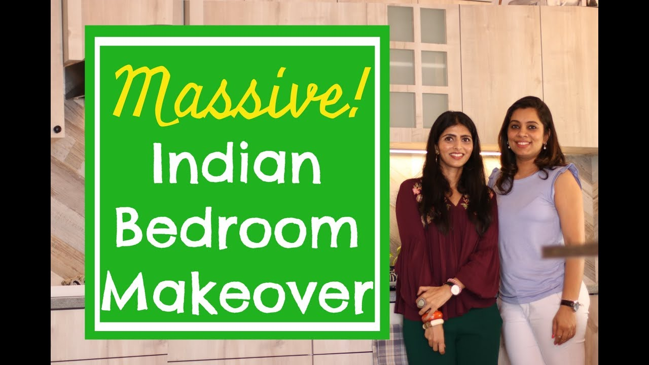 Indian Bedroom Makeover Home Decor Tips Ideas Best Indian
