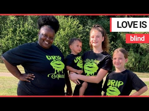 Black Woman 'trolled' For Adopting Three White Children | SWNS