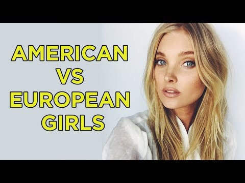 The Difference Between American vs European Girls -- Expert Calibration