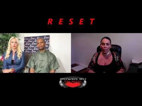 RESET Radio Show with Guest Renee Graziano  | Jacqui Phillips & Sifu Karl Romain