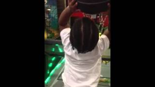 Scoop Kendall chuck e cheese hoops