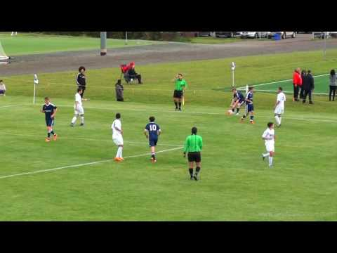 U 16 PDA Academy vs Bethesda   May 7 2016 HD