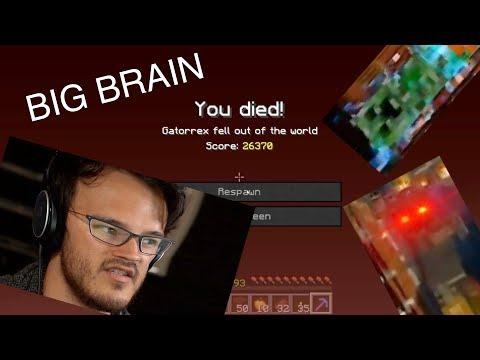 Minecraft BIG BRAIN TIME