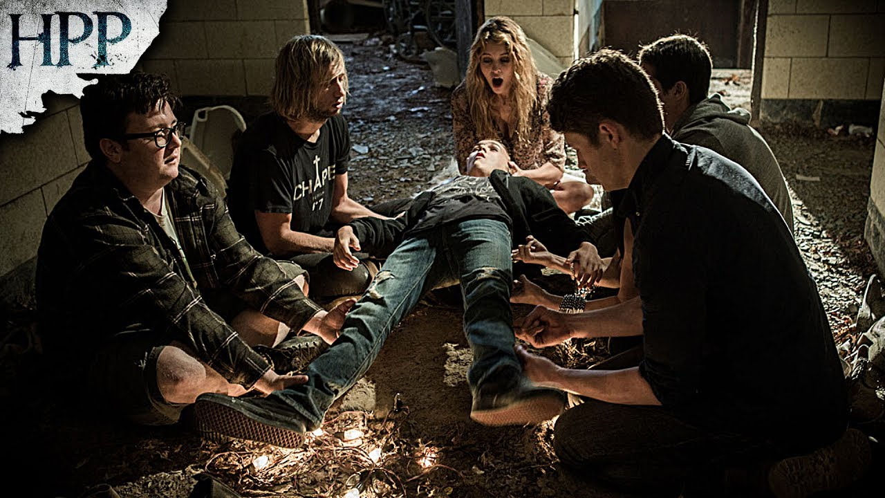 Download Exeter (2015) - Movie Review | Haunting of the Paranormally Possessed