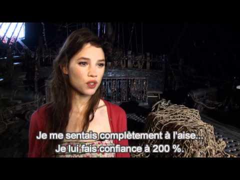 Pirates des Caraïbes : La fontaine de Jouvence - Bonus : A la recherche d'Astrid - VOSTFR