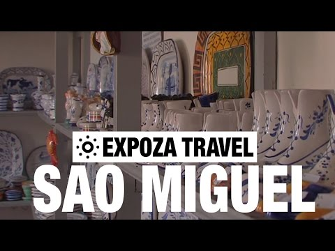 Sao Miguel, Azores (Portugal) Vacation Travel Video Guide